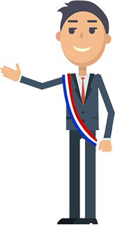Listing des élus de France par mairie