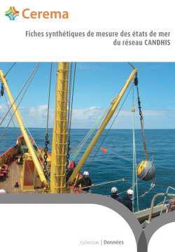 Fiches synthétiques de mesure des états de mer du réseau CANDHIS