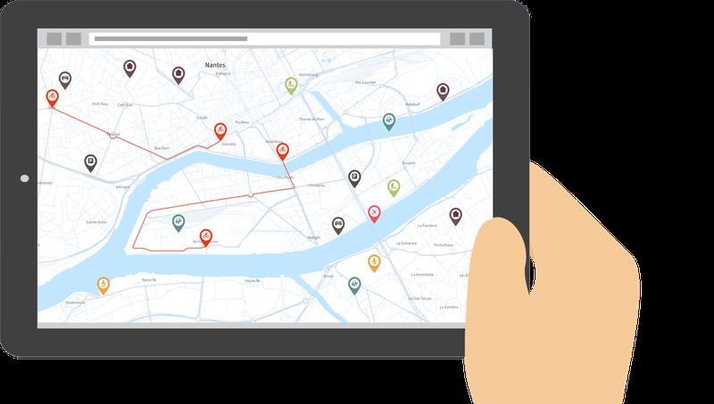 CityZen Map
