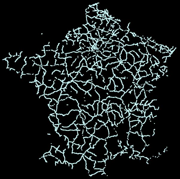 Passages à niveaux en France