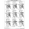 Élections présidentielles et législatives de 1965 à 2002 : taux d'abstention