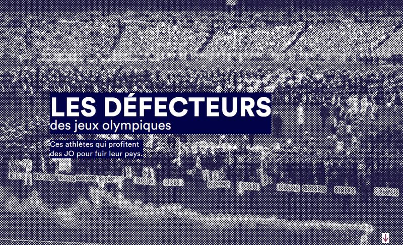 Les défecteurs des Jeux Olympiques