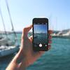 Le téléphone portable en mer