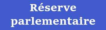 Les subventions de la réserve parlementaire en fonction de l'appartenance politique