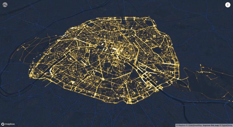 Data Pour Paris