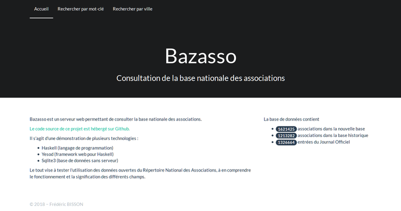 Repertoire National Des Associations Rna Data Gouv Fr