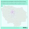 Carte interactive des centres de vaccination en Île-de-France