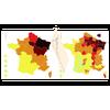 Suivi de l'épidémie COVID-19 en France