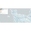 Cartographie des réseaux électriques et gaziers