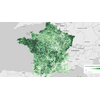 La Vraie carte de France du football