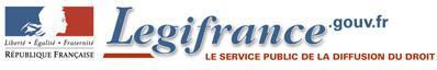 La CNIL sur Légifrance