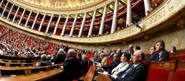Carte interactive Le Parisien