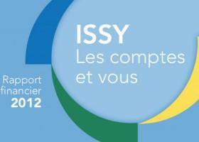 Rapport financier 2012 de la ville d'Issy-les-Moulineaux