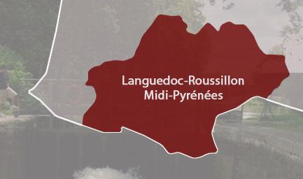Résultats des élections regionales en Languedoc-Roussillon-Midi-Pyrénées