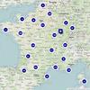 Carte des radars automatiques
