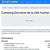 Utilisation des données des campings à Saint-Malo