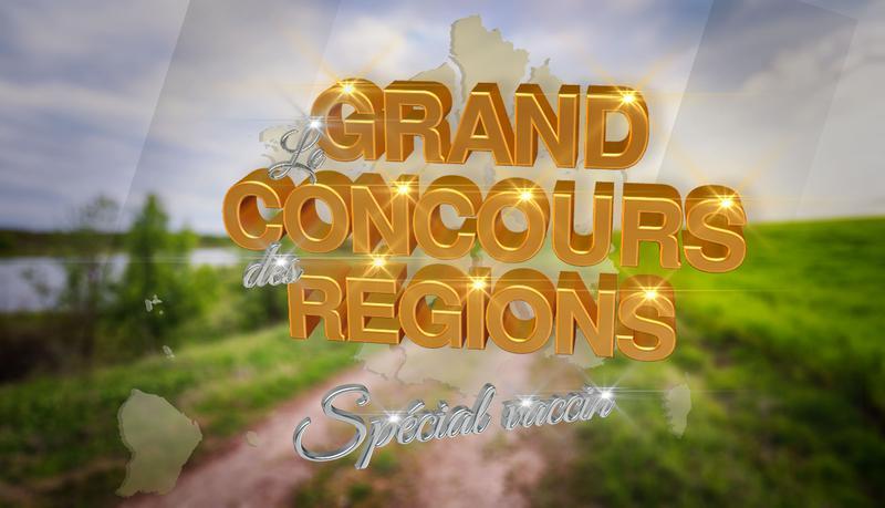 Le Grand Concours des Régions spécial vaccin (bot Twitter)