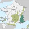 Carte interactive des périmètres de massifs