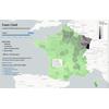COVID19 : choroplèthe animée avec données d'hospitalisation Santé Publique France