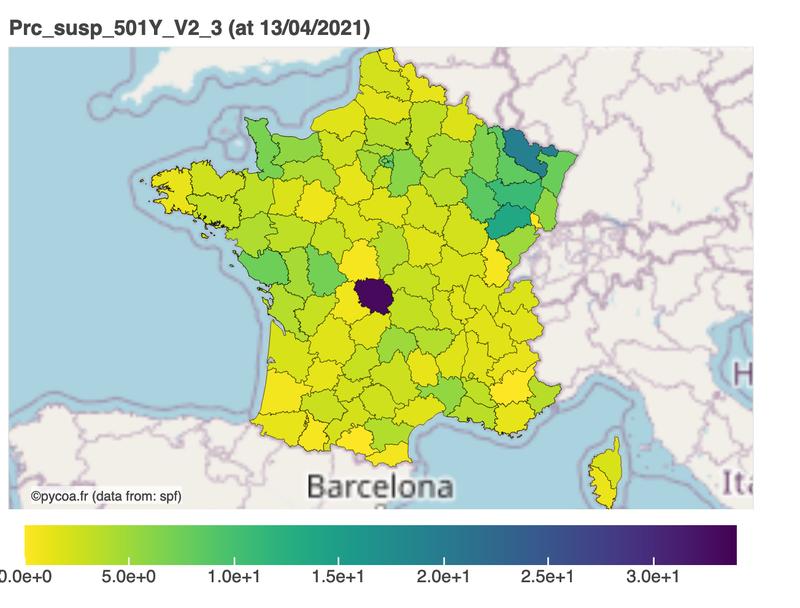 PyCoa: Python Covid Analysis