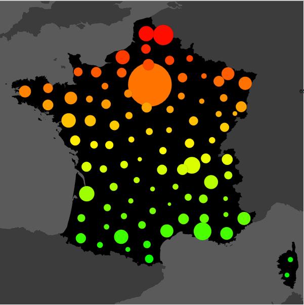 élections européennes 2009, 2014, 2019