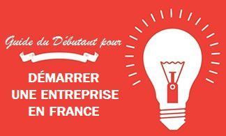 Etude sur la création d'entreprises en France