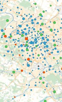 IRDS - Cartographie interactive sur le sport