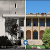 """""""Voyage dans le temps"""" : un avant/après des façades des ambassades et consulats de France dans le monde"""