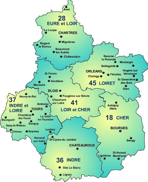 Zone agricole protégée – Indre-et-Loire