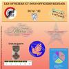 Les officiers et les sous-officiers rennais du 41e Régiment d'Infanterie