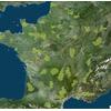 Visualisation sur le Géoportail des parcs naturels régionaux