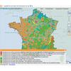 Carte de la qualité de vie dans les territoires