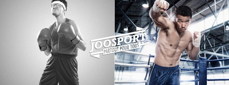 JooSport : Du Sport, Partout, Pour tous.