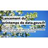 Lancement du 10e printemps de data.gouv.fr