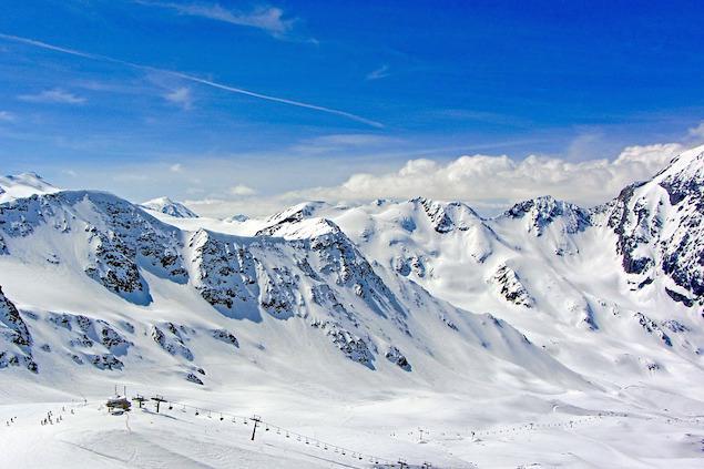 Liste des stations de ski en PACA
