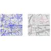 Toponymes: Etude genrée du filaire de la ville de Rennes