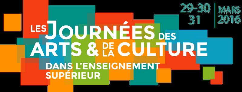 Journées des arts et de la culture dans l'enseignement supérieur (JACES 2016)