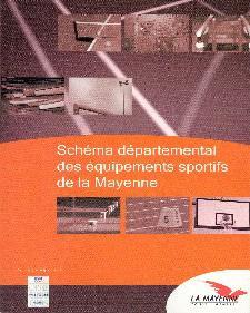 Schéma des équipements sportifs de la Mayenne