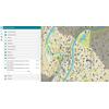Visualisation des sites mobiles en France métropolitaine