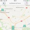 La Carte des Musées de France