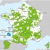 Carte interactive des zones de revitalisation rurale (ZRR)