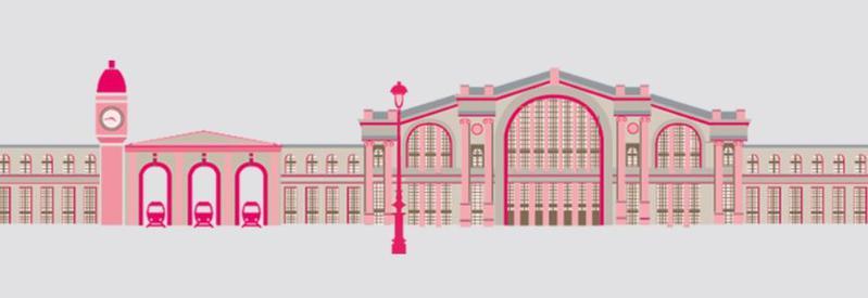 Classement SNCF du retard des trains en France