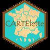 CARTElette - Création de couches cartographiques à partir du code officiel géographique (COG) et des couches IGN