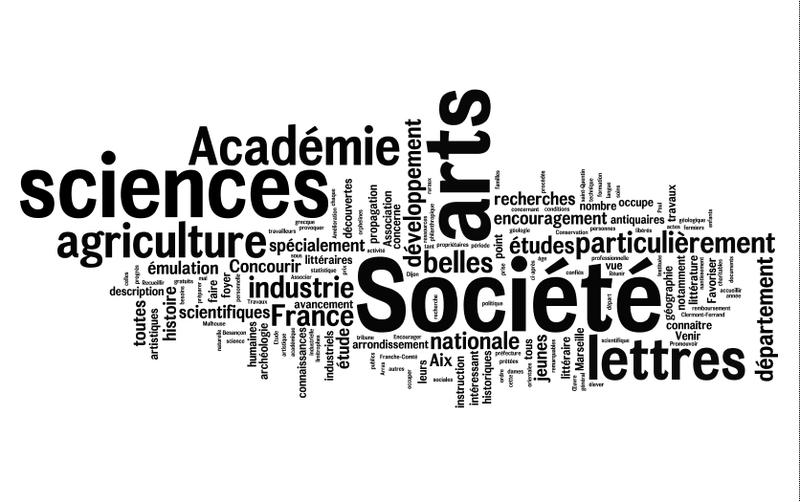 Les associations reconnues d'utilité publique au tamis de l'analyse de données