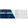 Contributions au Grand Débat National—Elles sont fraîches, mes données personnelles !