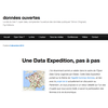 Retour sur la Data Expedition, pas à pas