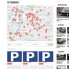 """Parking : carte des lieux de """"stationnement hors voirie"""""""