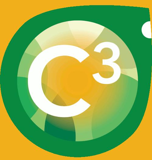 Logo de l'événement C³